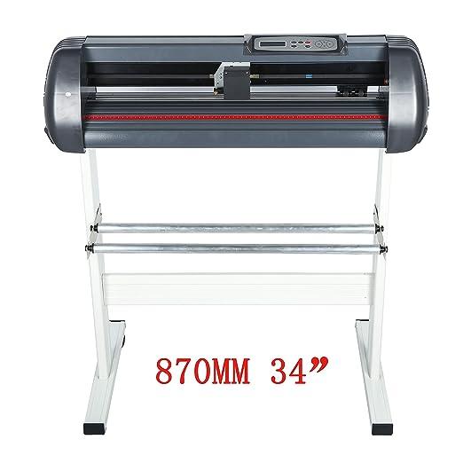 870MM VINYL Cutter Sign Cutting Plotter 34
