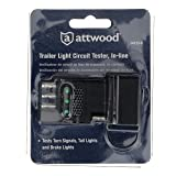 Attwood 14133-6 Trailer Light Inline Circuit Tester