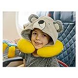 Love Taza Hooded Koala Kids' Neck Pillow
