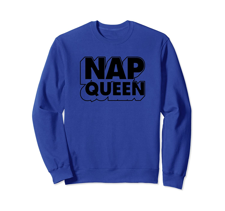 Nap Queen Sweatshirt Men Women-Samdetee