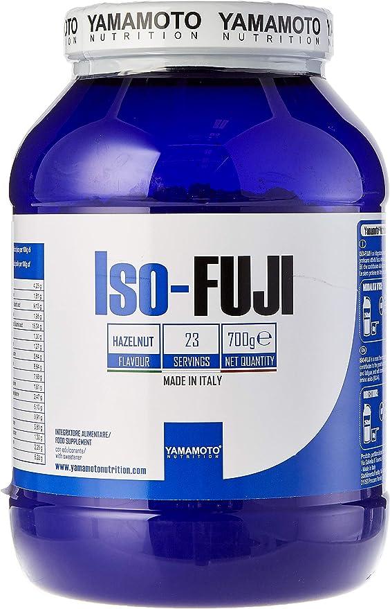 Yamamoto Nutrition Iso-Fuji Whey Protein Aislado Sabor Avellana - 700 gr