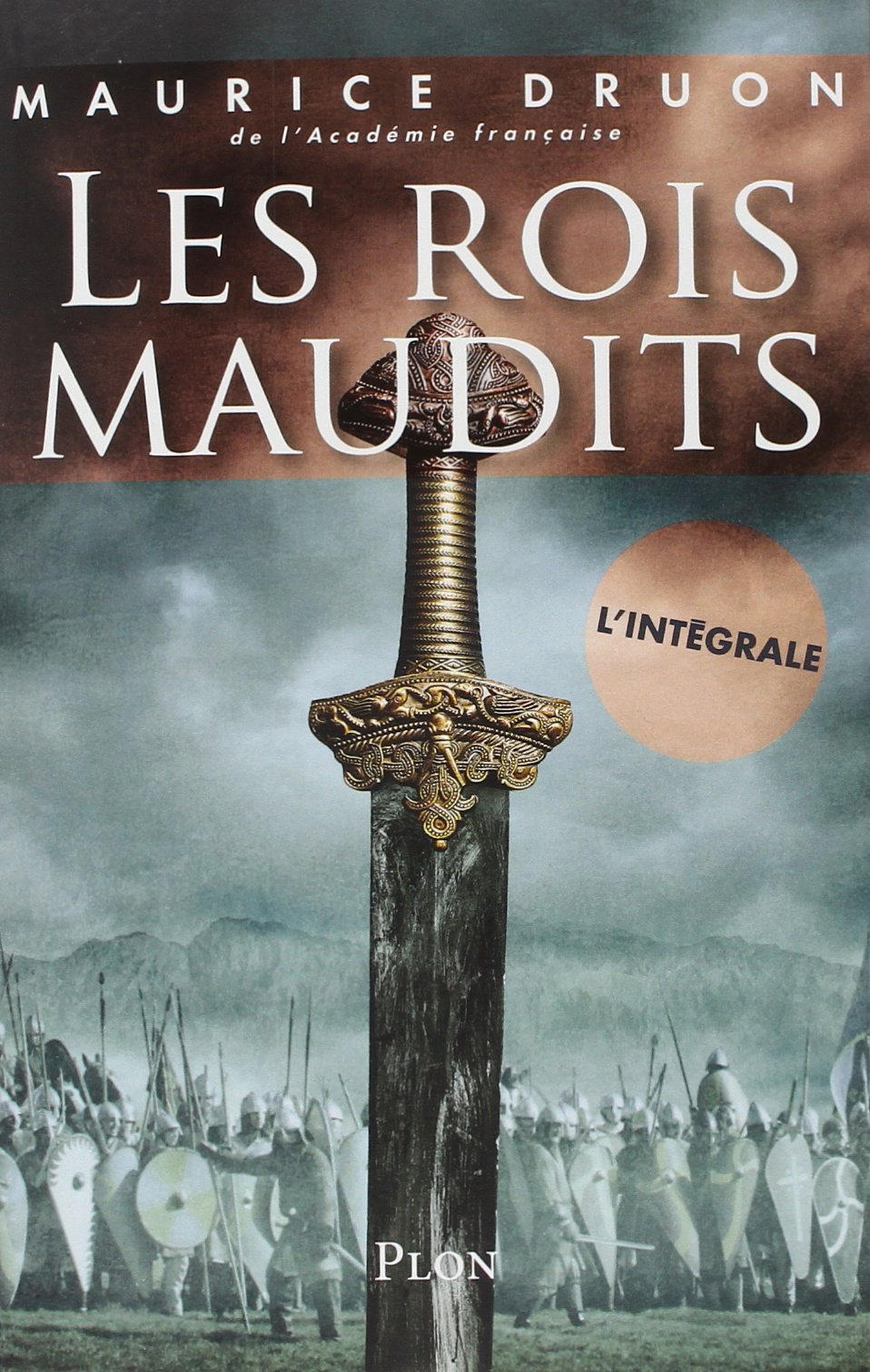 Maurice Druon - Les Rois Maudits : 7 Livres (Epub)