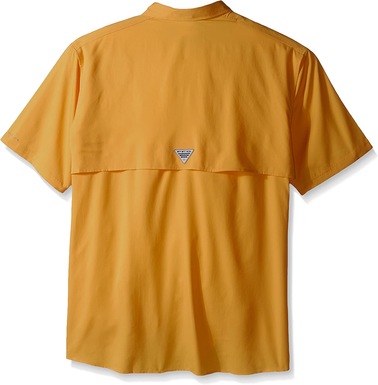 Columbia Mens Blood /& Guts III Big /& Tall Short Sleeve Woven Shirt