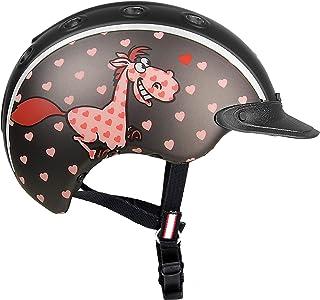 Casco Nori Casque d'équitation/Ski pour enfant