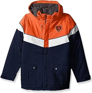 51dd319d Amazon.com: NFL Cleveland Browns Youth Boys Letterman Varsity Jacket ...
