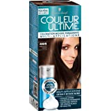 Schwarzkopf Couleur Ultime - Coloration mousse permanente - 465 Chocolat Foncé