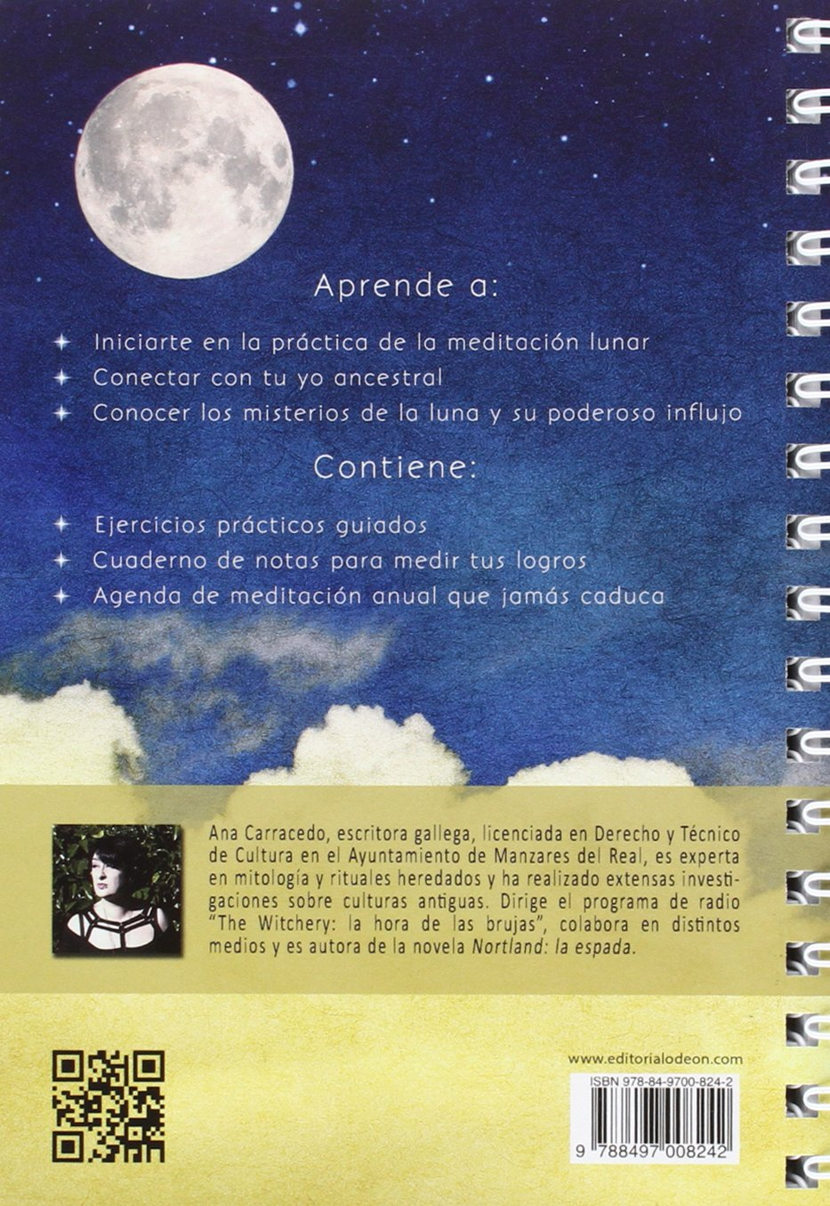 Meditaciones lunares (Spanish Edition): Ana Carracedo ...