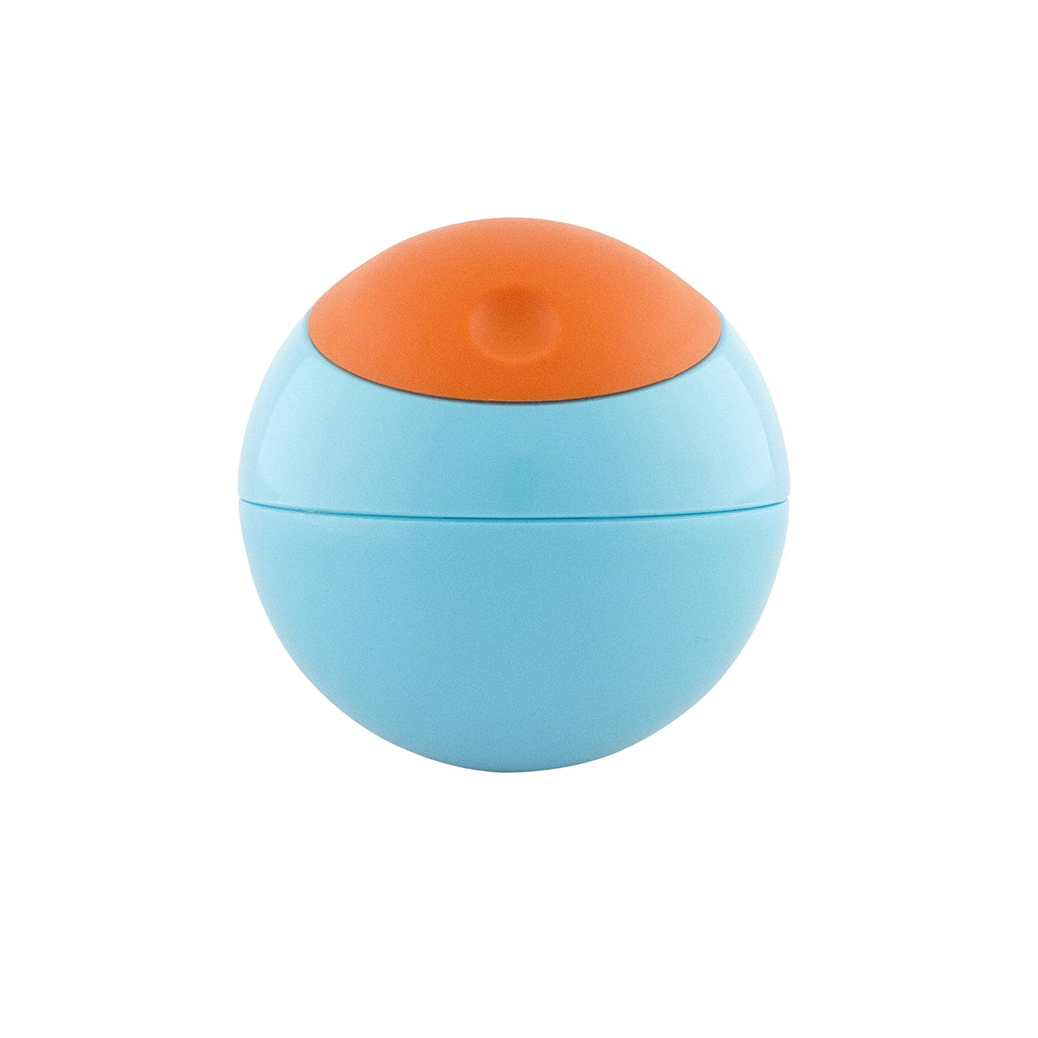 Boon Snackball, Blue/Orange TOMY B277