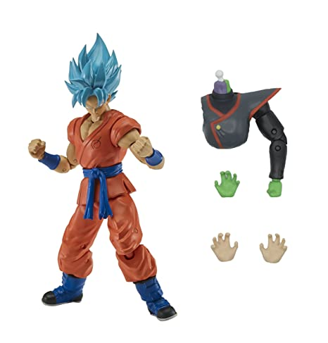92177ae695d25 Dragon Ball Super - Dragon Stars Super Saiyan Blue Goku Figure (Series 2)