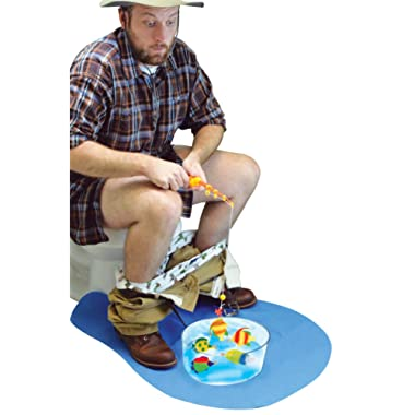 Potty Fisher Toilet Fishing Game