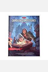 Candlekeep Mysteries (D&D Adventure Book - Dungeons & Dragons) Hardcover