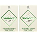 Maldon Sea Salt Flakes (250g) - Pack of 2