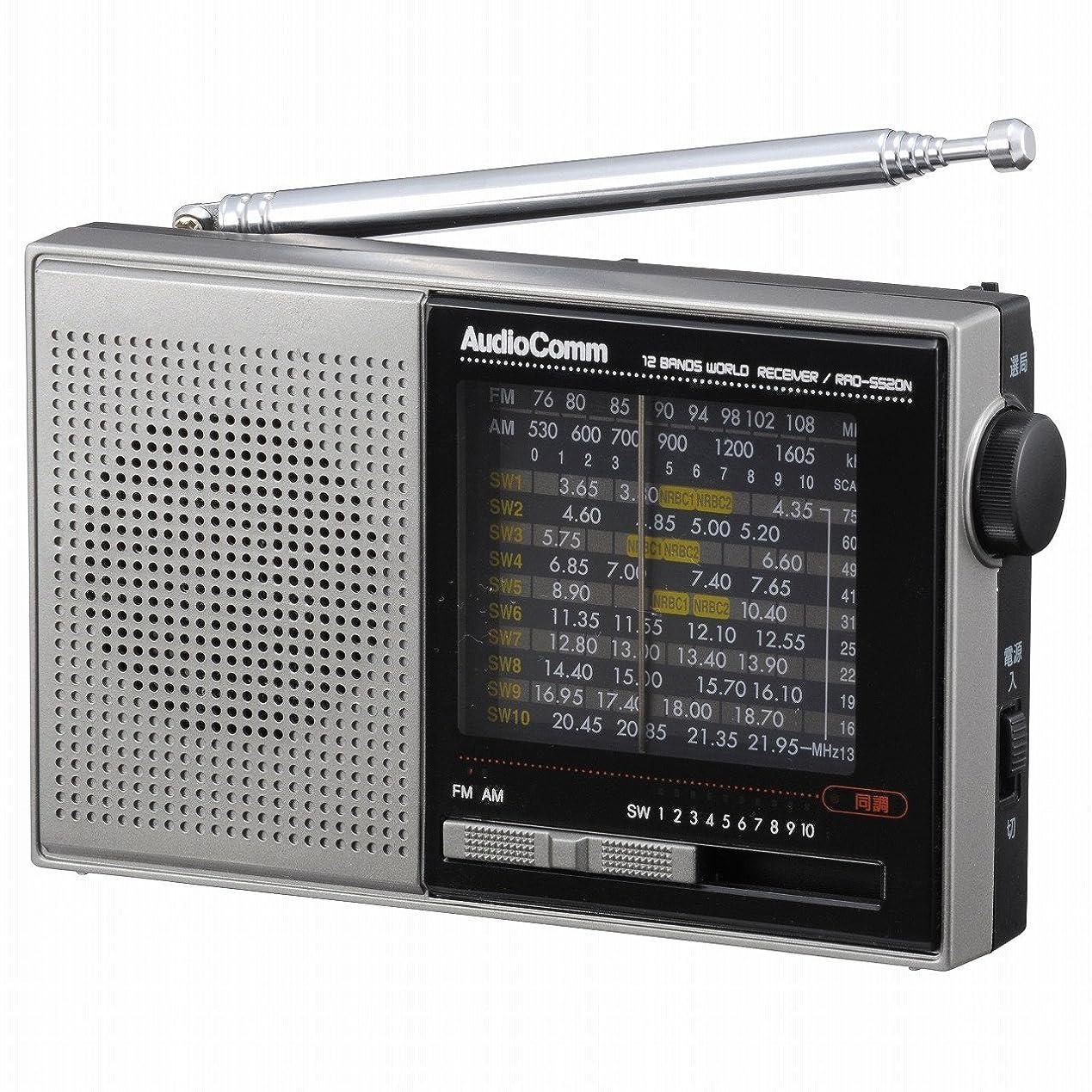高原薬理学原子炉コイズミ ホームラジオ 木目 SAD-7223/M
