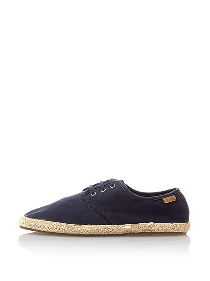 Springfield Alpargatas Cordones Azul Marino EU 40: Amazon.es: Zapatos y complementos