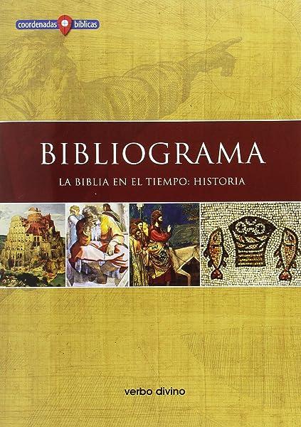 Bibliograma: La Biblia en el tiempo: historia Materiales de ...