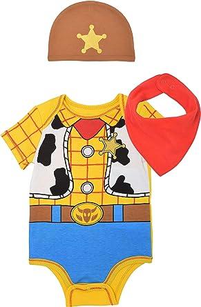 Disney Disfraz de Woody Buzz Lightyear de Toy Story niños: Amazon ...