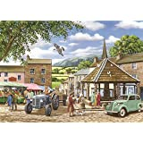 """500 Piece Jigsaw Puzzle – Market Town - """"NEW FEBRUARY 2016"""""""