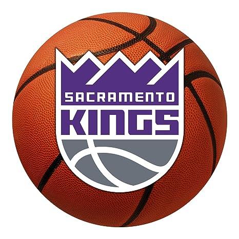 Amazon.com: Fanmats NBA Sacramento Kings Nylon Rug, Alfombra ...