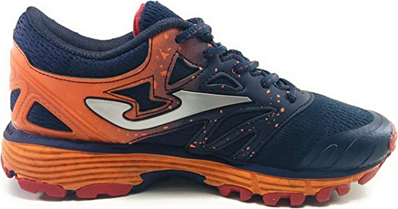 Joma Sima Jr Zapatillas Trail Running (35 EU, Azul): Amazon.es ...