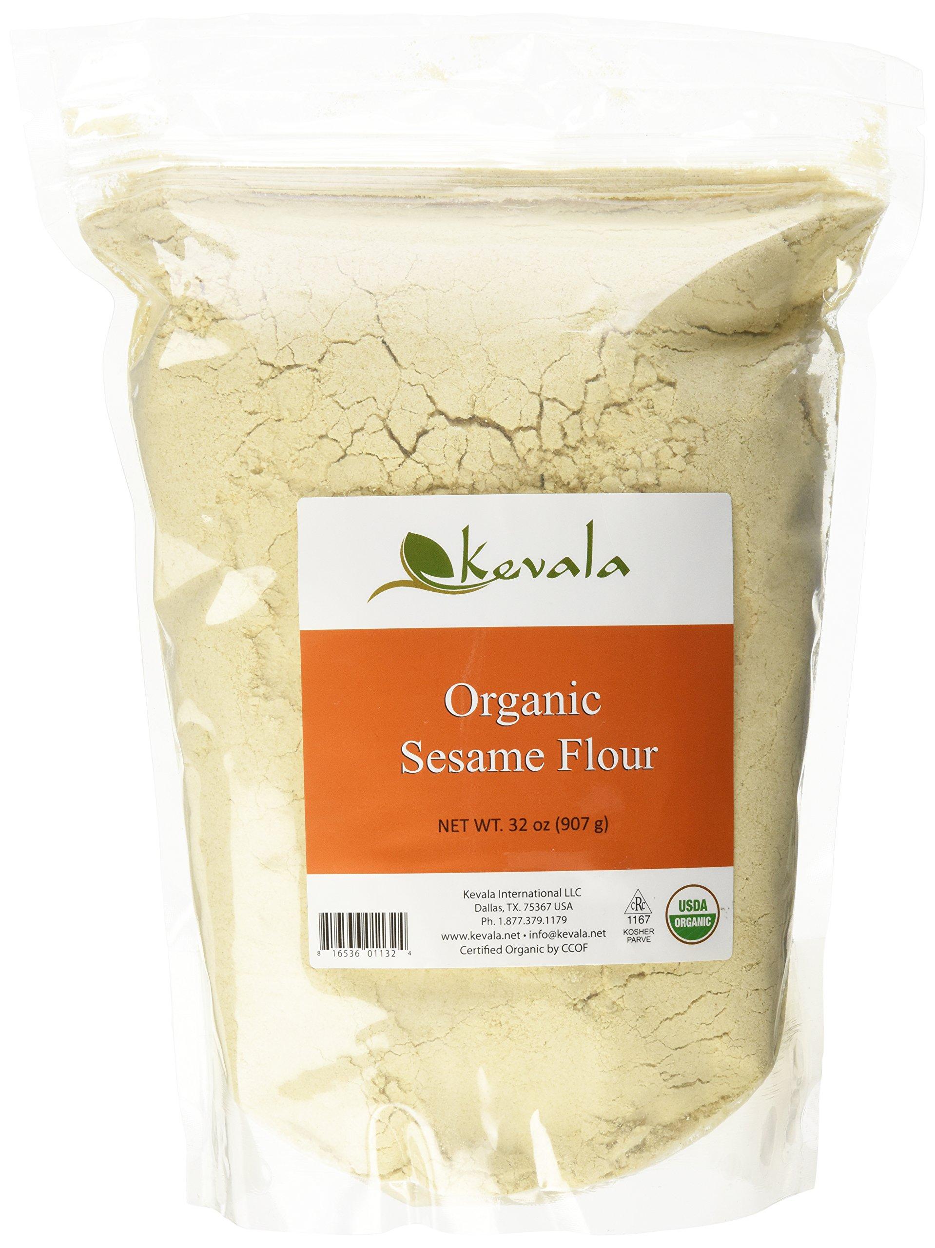 Kevala Organic Sesame Flour 2 lb