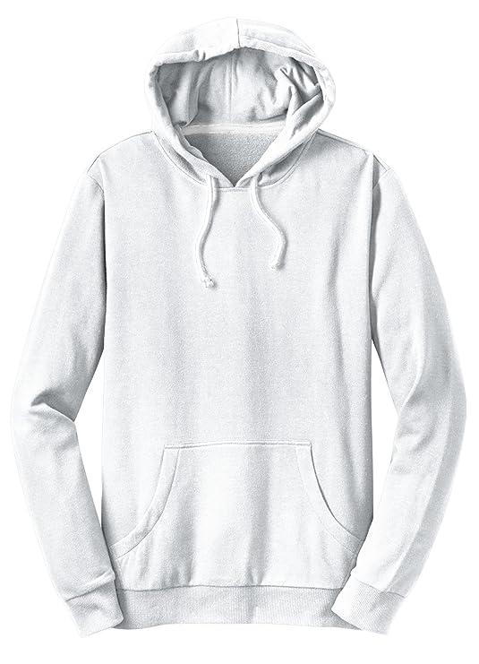 Amazon.com: Sudadera con capucha para hombre con forro polar ...