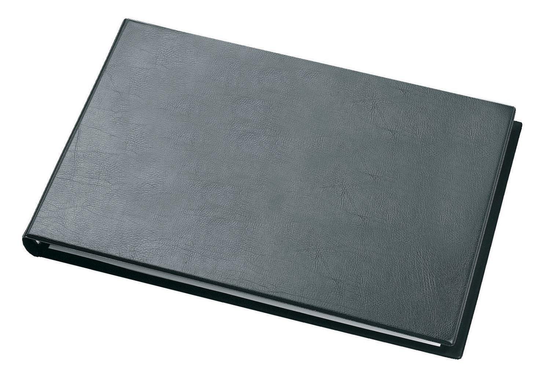 Veloflex 4131280 Exclusiv - Archivador apaisado (DIN A3), color negro