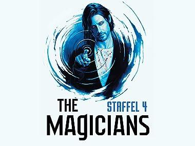The Magicians Staffel 4 Amazon Prime