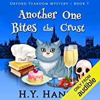 Another One Bites the Crust: Oxford Tearoom Mysteries, Book 7
