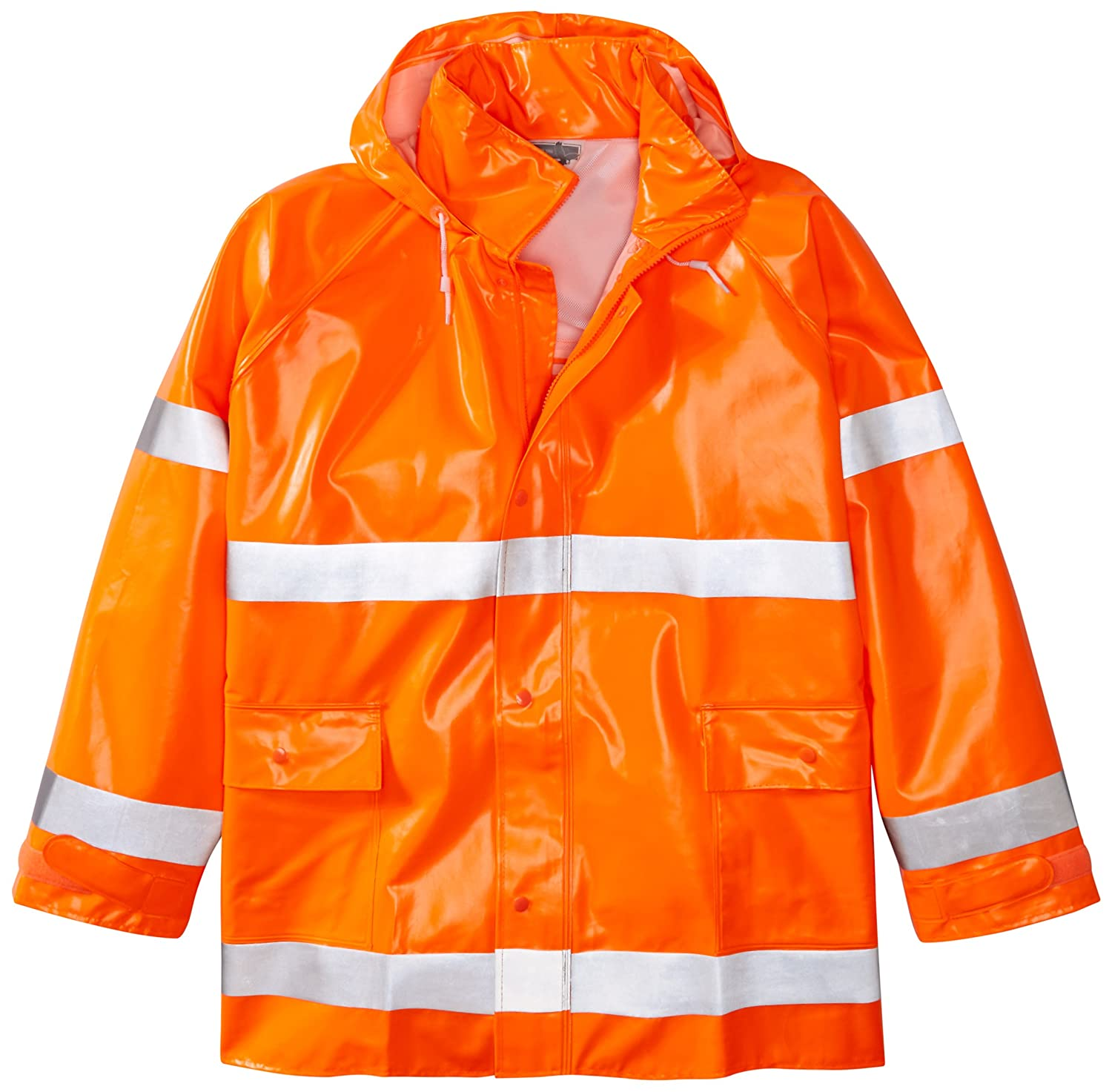 TINGLEY J53129 ComfortBrite Flame Resistant Rain Jacket Orange XL