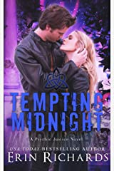 Tempting Midnight (Psychic Justice Book 5) Kindle Edition