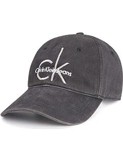 Calvin Klein Mens Logo Snapback Cap