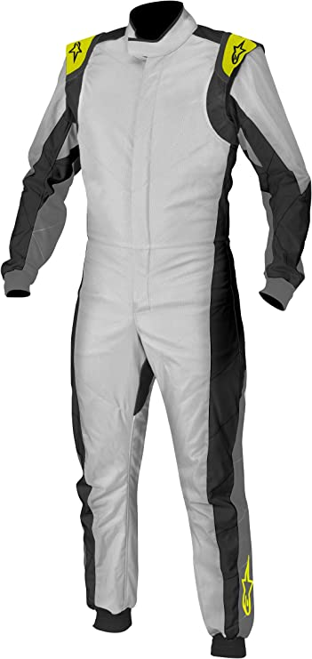Amazon.com: Alpinestars k-mx 1 Kart trajes – Rojo/Blanco ...