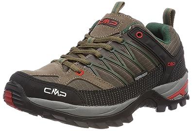 Unisex-Erwachsene Rigel Trekking-& Wanderstiefel, Grau (Acciaio), 34 EU F.lli Campagnolo