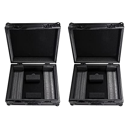 Amazon.com: Odyssey fz1200bl Technics 1200 Turntable casos ...