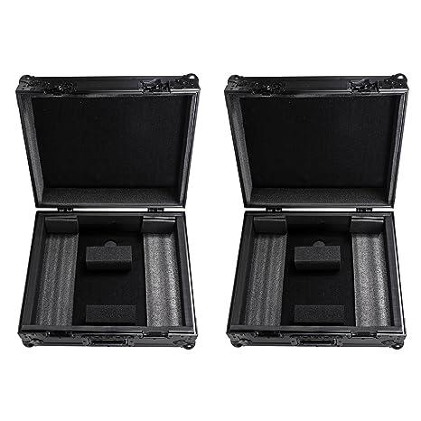 2 Odyssey fz1200bl Tocadiscos Technics 1200 estilo casos para ...