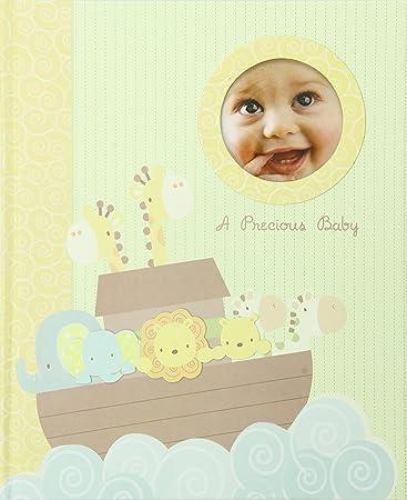 amazon com c r gibson keepsake memory book of baby s first year