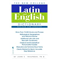 Bantam New Coll Latin/Eng(Rev)