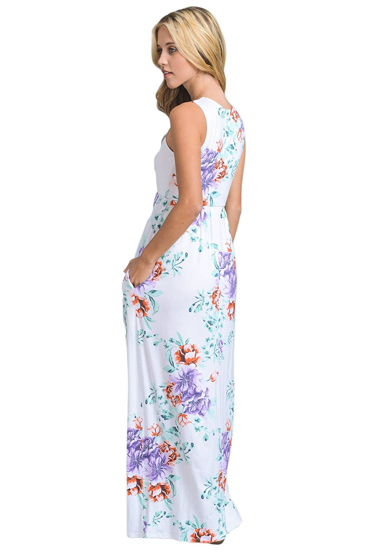 Vanilla Bay Signature Racerback Maxi Dress