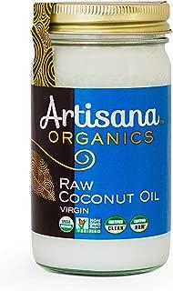 product image for Artisana Organics Raw Virgin Coconut Oil, 14 oz