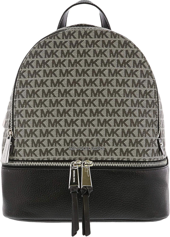 MICHAEL Michael Kors Rhea Zip Medium Backpack (Graphite)
