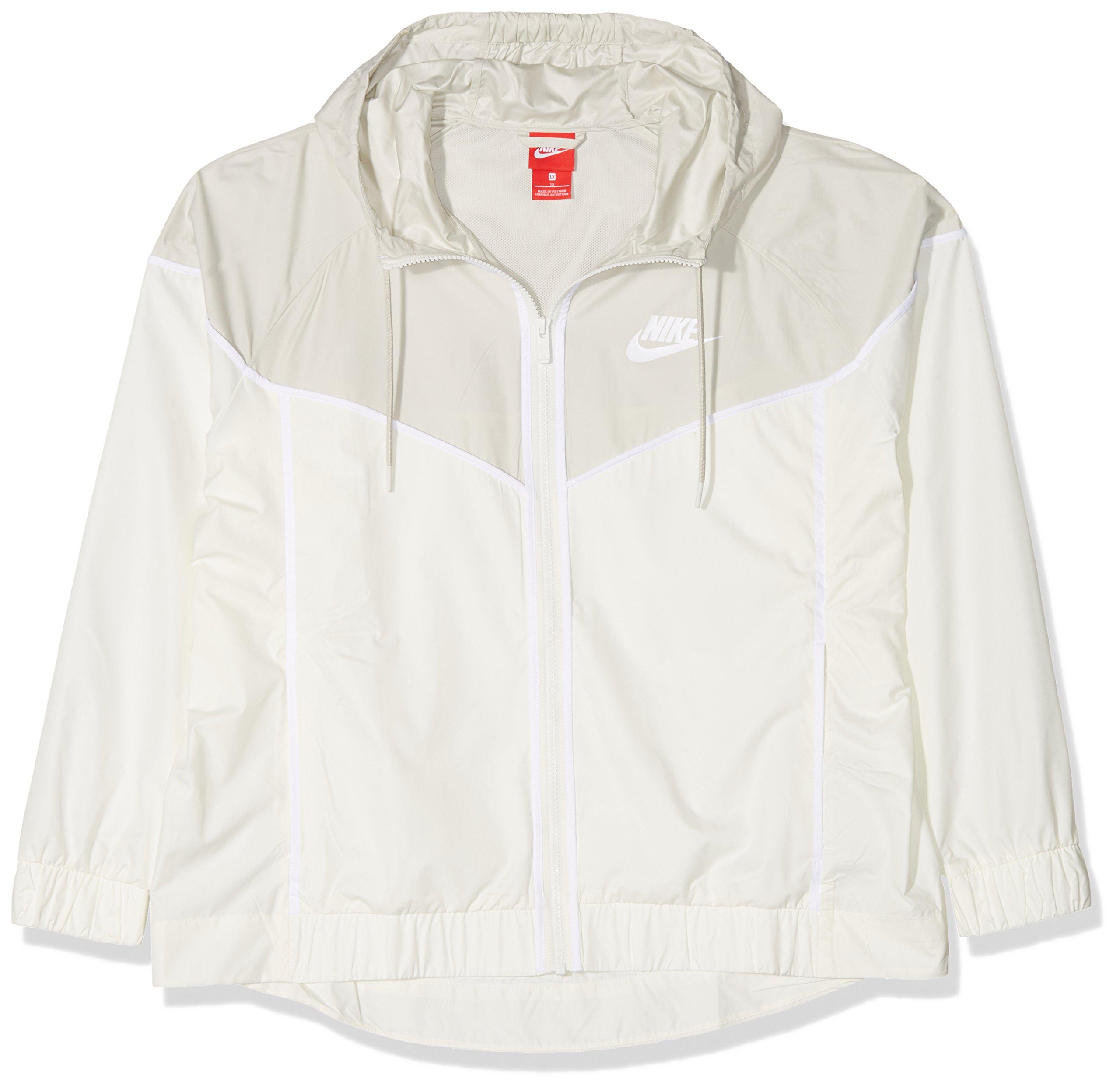 Nike Women's Plus Size Sportswear Windrunner Jacket by Nike (Image #1)