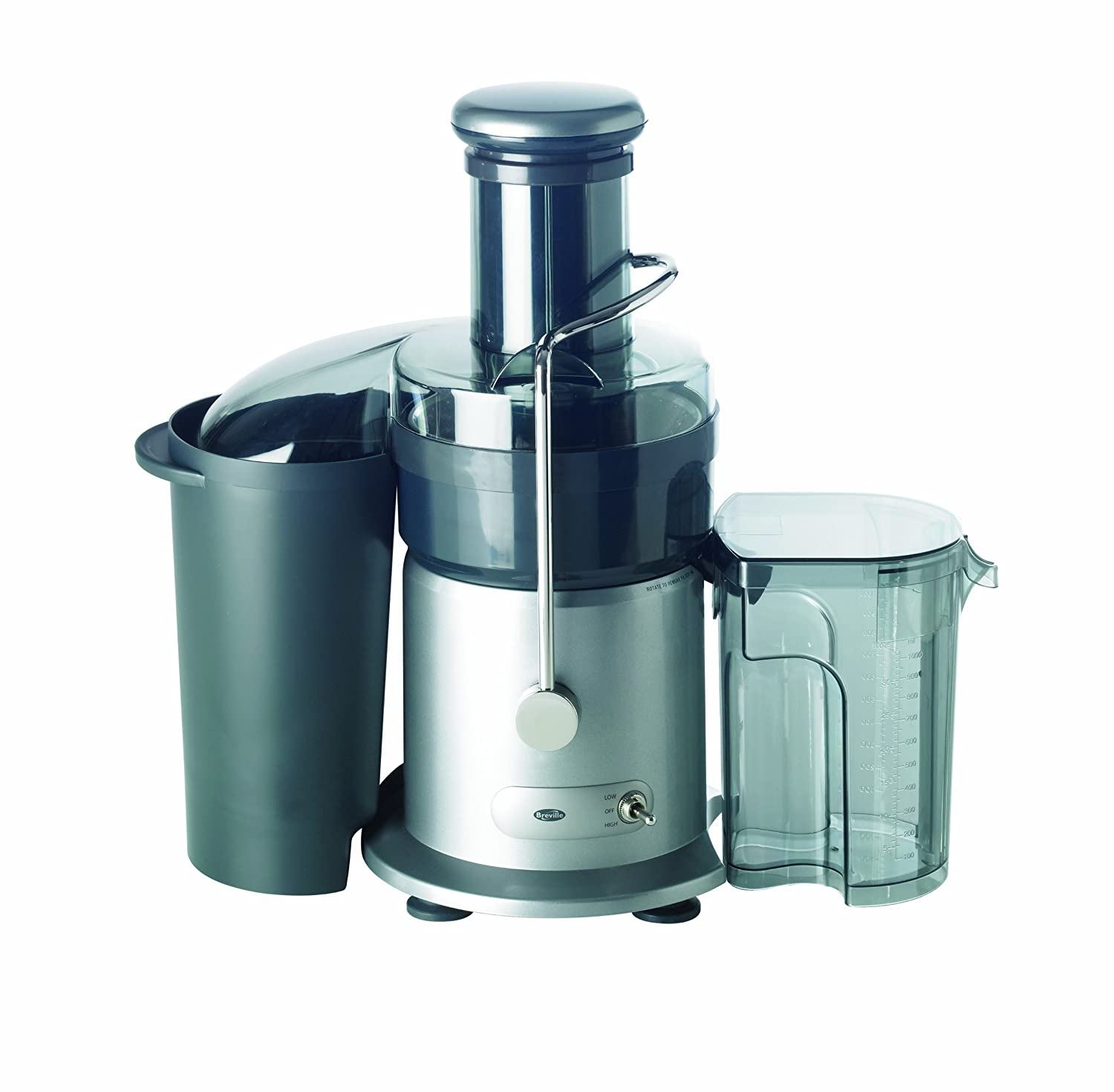 Breville JE15 Whole Fruit Juicer Review