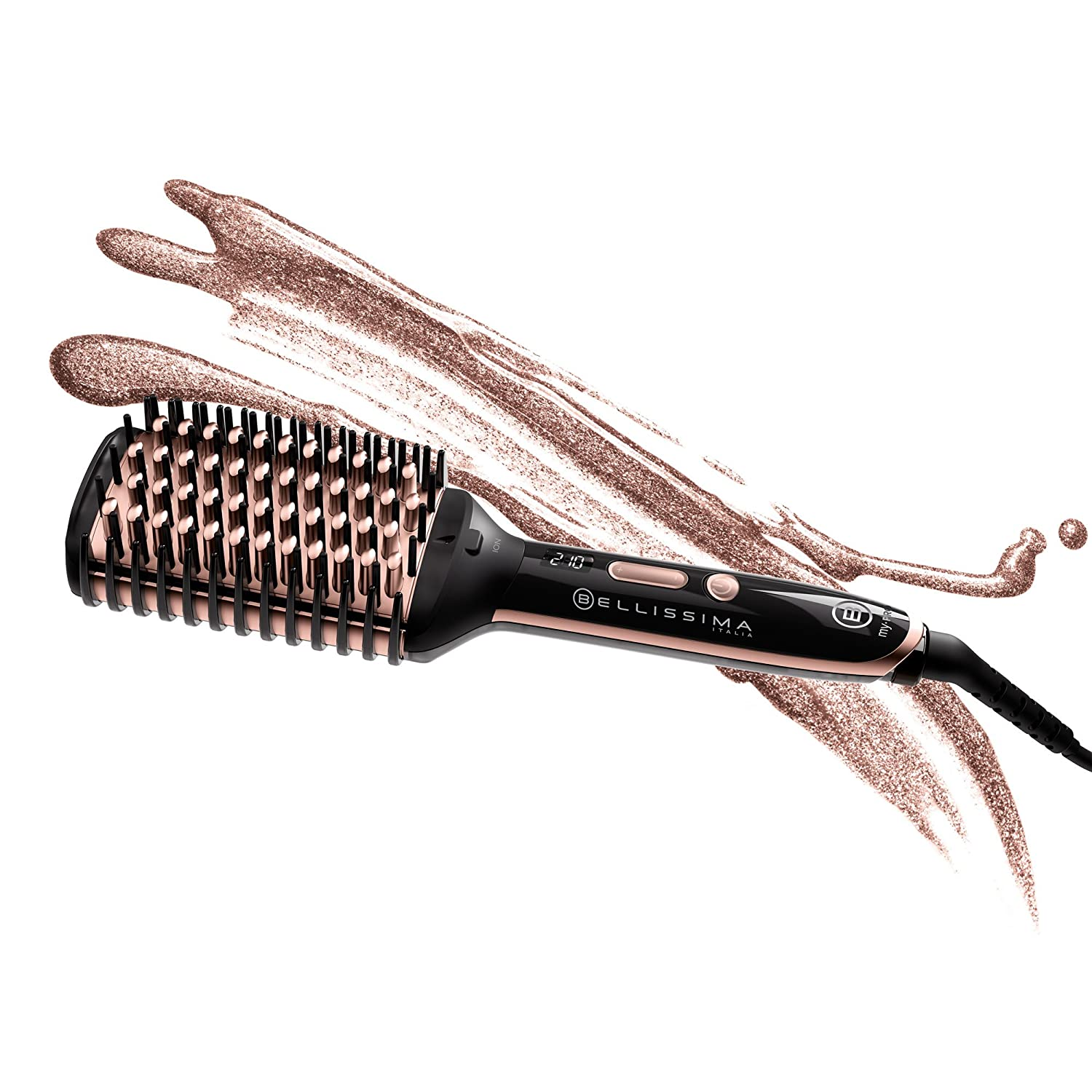 Imetec Bellissima My Pro Magic Straight Brush PB11 100 Cepillo alisador: Amazon.es: Salud y cuidado personal