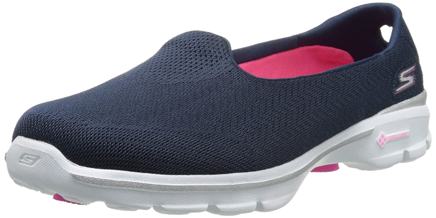 brand new aef0b 1a6a9 Amazon.com   Skechers Performance Women s Go Walk 3 Insight Slip-On Walking  Shoe   Walking