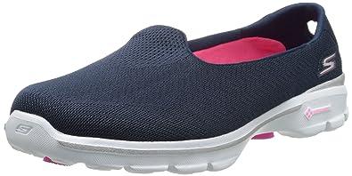 611b52f20b5b3 Sketchers Women's Go Walk Insight Low-Top Sneakers: Amazon.co.uk ...