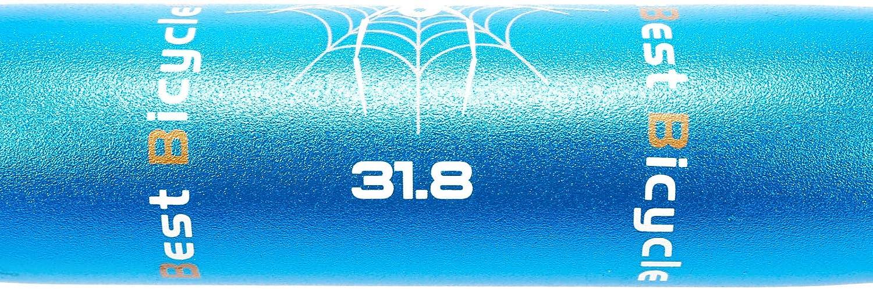 SurePromise Guidon Cintre VTT V/élo Tout Terrain Alliage daluminium Diam/ètre 31,8mm Longueur 720mm