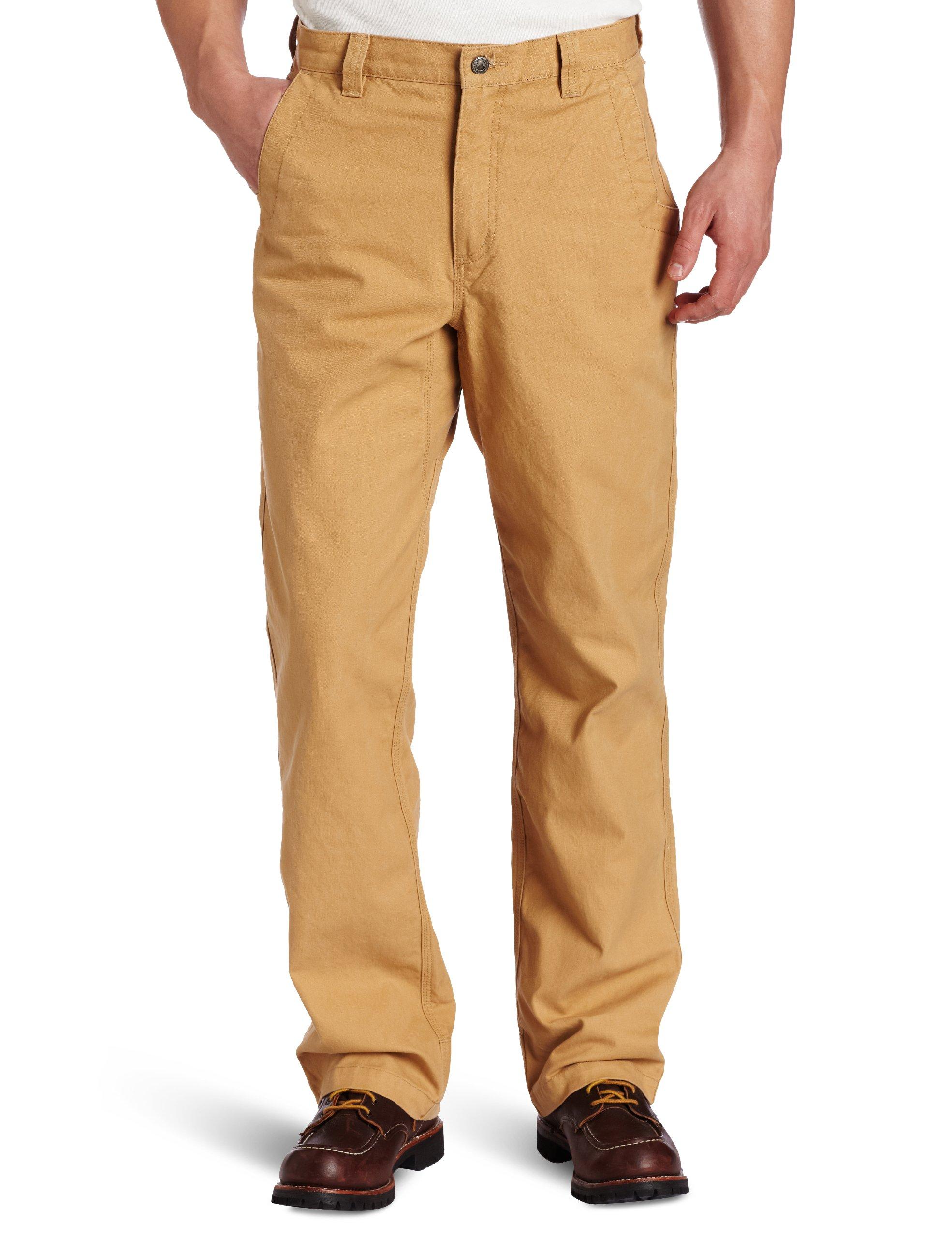 Mountain Khakis Men's Original Mountain Pant Relaxed Fit Yellowstone 30W 30L