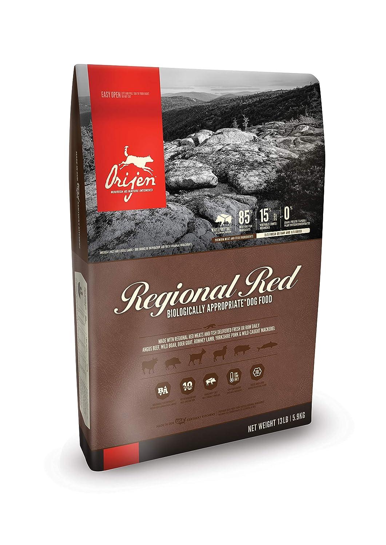 Orijen Regional Red for Dogs 13 Pounds