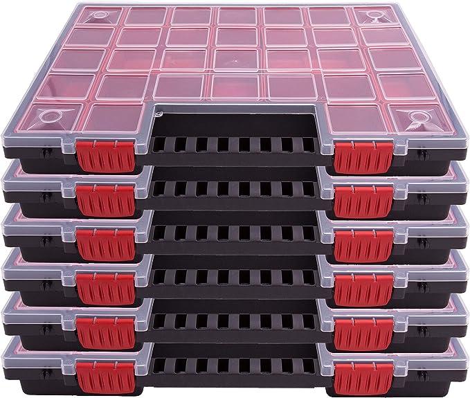 Sortimentskasten Organizer Sortimentskästen Kleinteilemagazin Sortimentsbox NEU