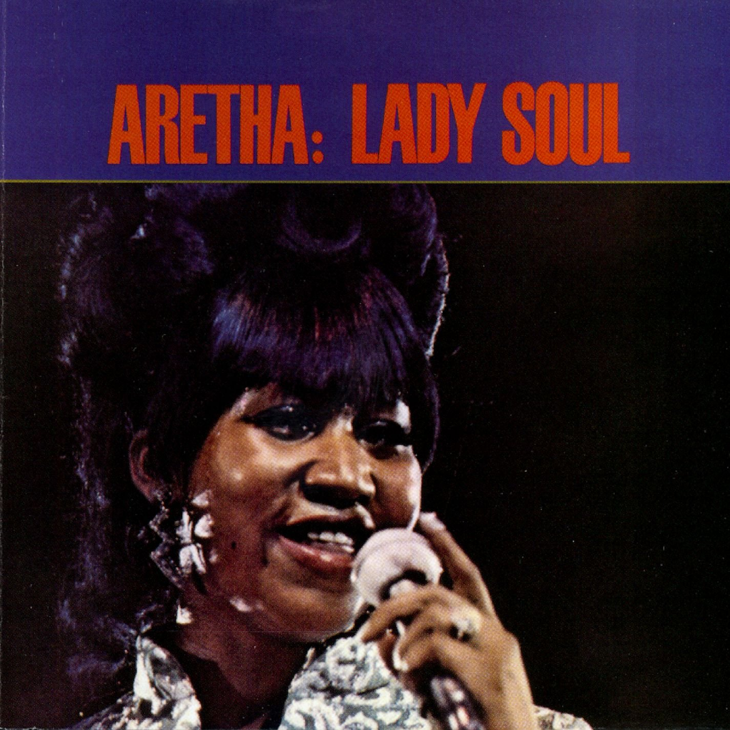 Aretha: Lady Soul by Franklin Machine Products